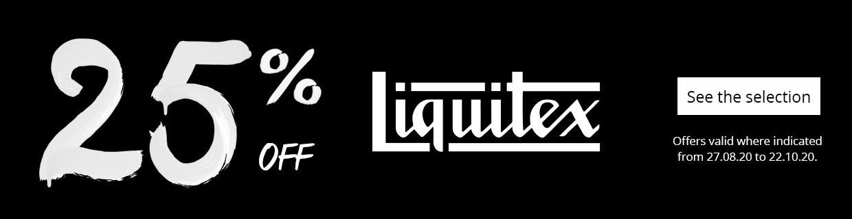 BTS20- Liquitex