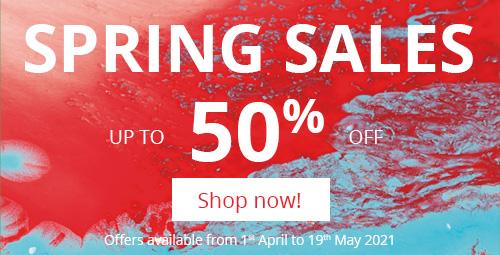 spring-sales-cat