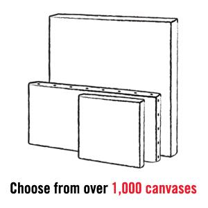 canvases-1000en