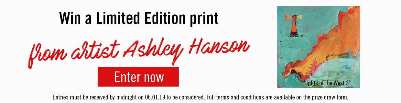 ashley hanson competition